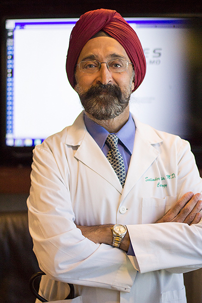Satinder J S  Bhatia, MD | Cardiovascular Medical Group of